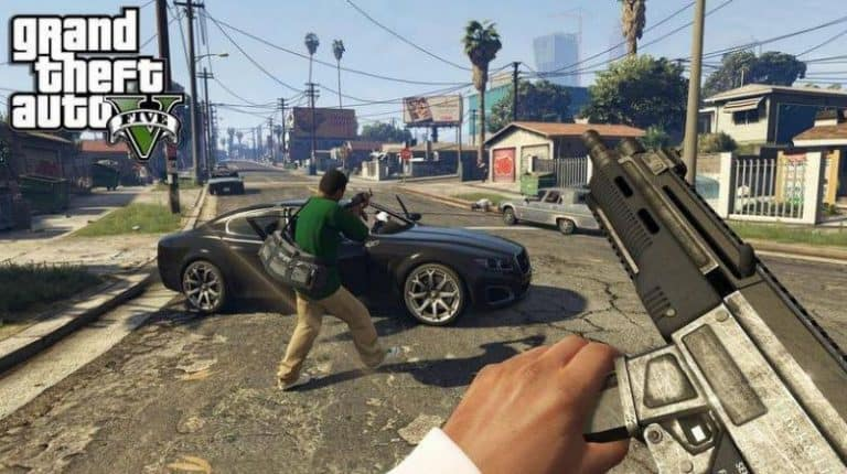 Play gta 5 for pc
