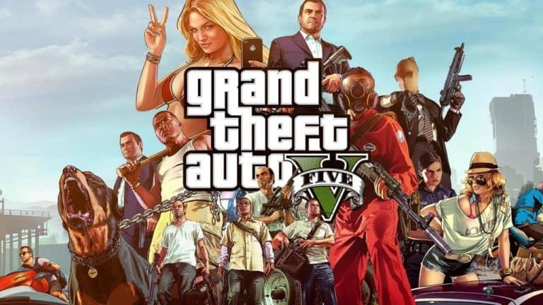 gta 5 game pc